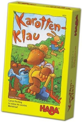 HABA Carrot Picking Board Game