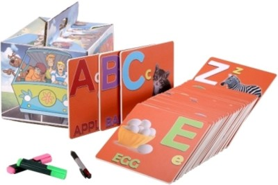 IMAGE LABELS PVT LTD A to z Alphoss... Board Game