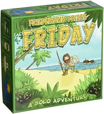 Rio Grande Games Friday Board Game