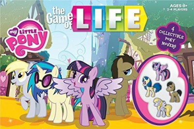 USAopoly The Of Life My Little Pony Board Game