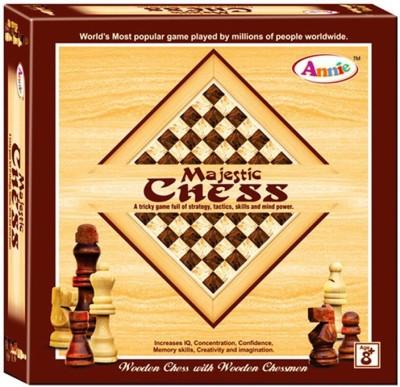 Lotus Majestic Chess Board Game