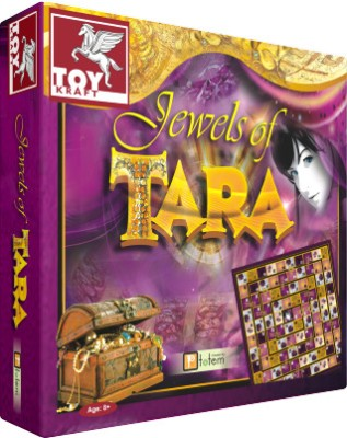 Toy Kraft Jewels Of Tara Board Game