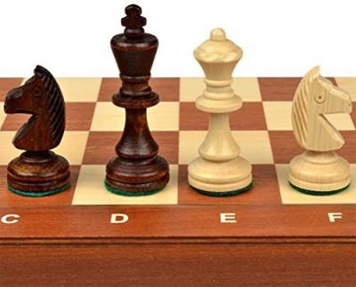 Sunrise Handicrafts Tournament No 3 Staunton Chess Set 136