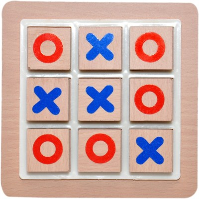 RK Toys Tic-Tac-Toe Board Game