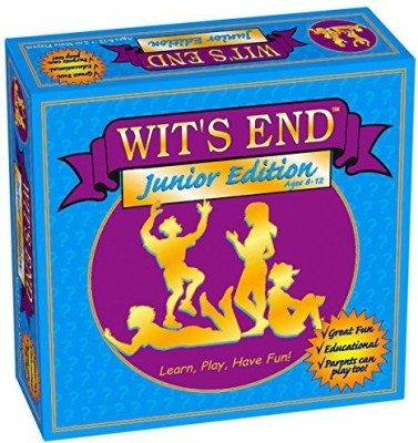 Game Development Group Wit,S End Junior Board Game