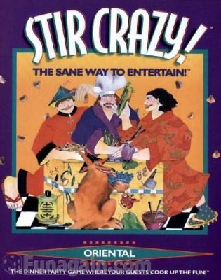 Decipher Stir Crazy Oriental Board Game