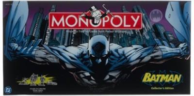 Monopoly Batman Board Game