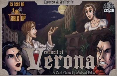 Crash Games Council Of Verona (Second Edition) Board Game