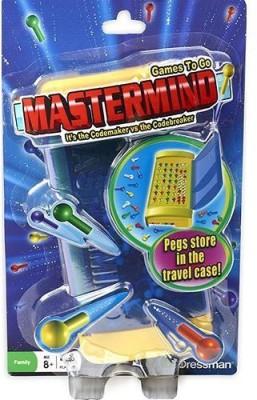 Pressman Toy Travel Mastermind Board Game