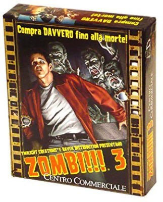 Twilight Creations Zombies 3 Mall Walkers 2Nd Ed Board Game