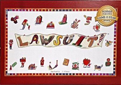 Professional Games, Inc. Lawsuita Fun Family Awardwinning Board Game