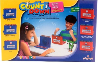 Wellpoint Zephyr Count Down Board Game
