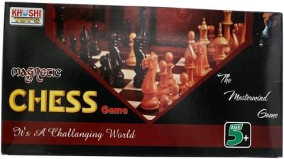 JUPITER ENTERPRISES Chessjr Board Game
