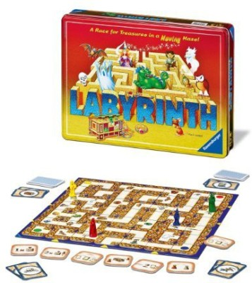 Ravensburger Larinth Anniversary Edition Family Board Game