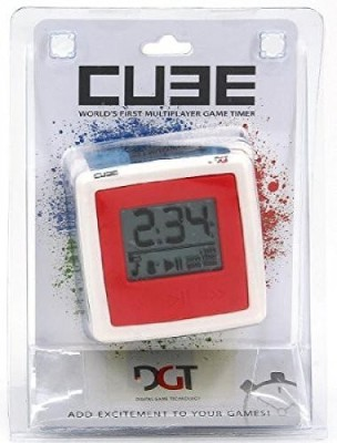 Ferti Dgt Cube Timer And Chess Clock & Play Chess Have Fun Ebook Board Game