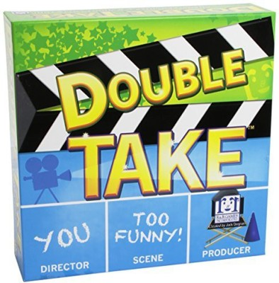 R & R Games Double Take Board Game