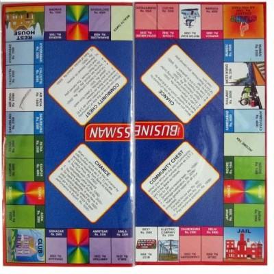 Rashmi Toys Businessman Senior Board Game