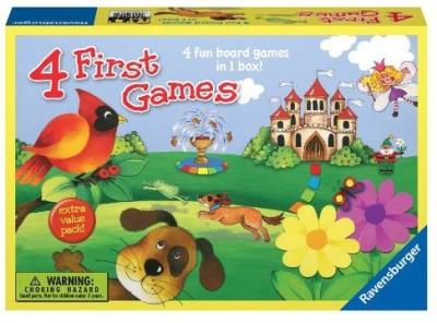 Ravensburger 4 Firstchildren,S Board Game