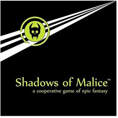 Devious Weasel Games Shadows Of Malice Board Game