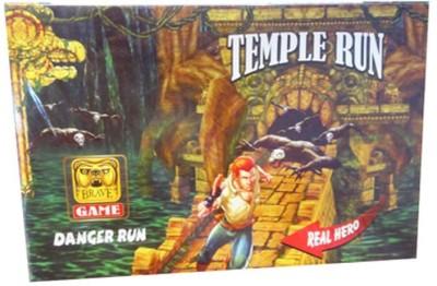 Shree Creations Temple Run Board Game