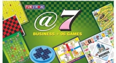Funstroke @7 Board Game