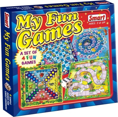 Smart My Fun Games Board Game