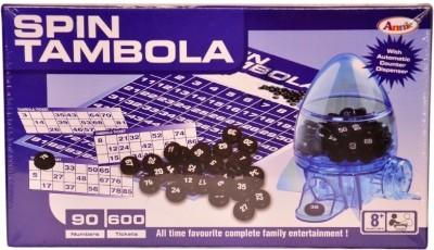 Annie Spin Tambola Board Game