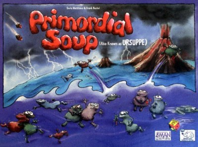 Z-Man Games Primordial Soup Board Game