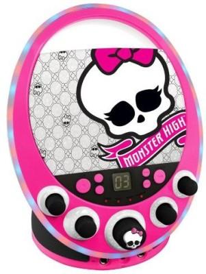 Karaoke System Monster High Disco Cdg Black (70148) Board Game