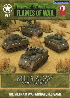 Battlefront Miniatures Vietnam M113 Acav Board Game