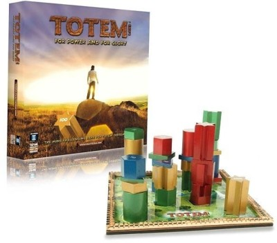 Dr. Woods Totem Land Board Game