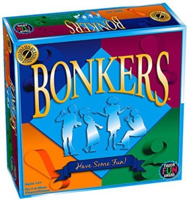 Game Development Group Bonkers Board Game