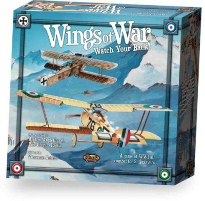Fantasy Flight Games Wings Of War Wwi Watch Your Back Board Game