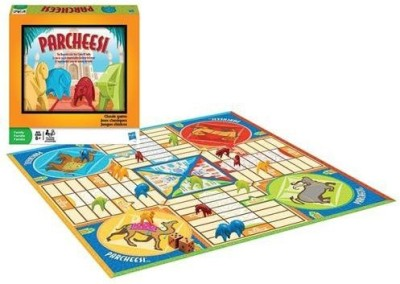 Hasbro Parcheesi Family Board Game