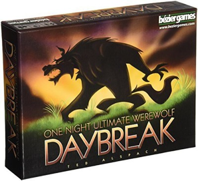 Bezier Games One Night Ultimate Werewolf Daybreak Board Game