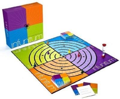Infunitum Inc. Infunitum Board Game