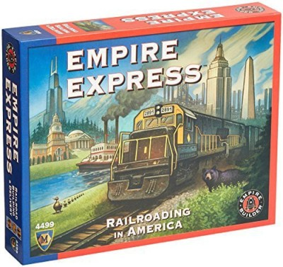 Mayfair Games Empire Express Board Game