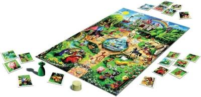 Ravensburger Mystery Garden Board Game