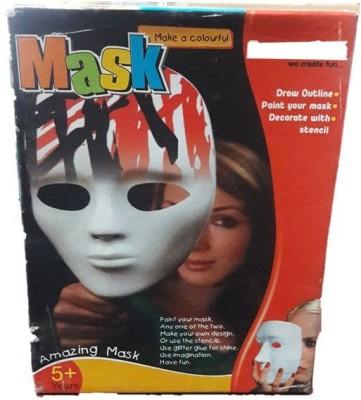 OZ AMAZING MASK Board Game
