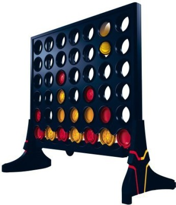 Hasbro Connect Four Classic Grid Game Board Game
