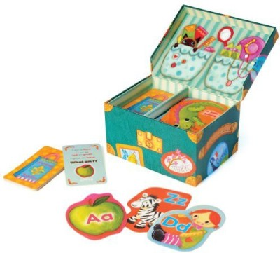 Educational Insights Grandma,S Trunk Alphabet Board Game