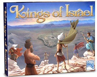 Funhill Games Kings Of Israel Board Game
