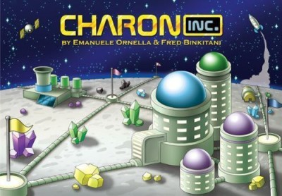 FRED Distributions Charon Inc Board Game