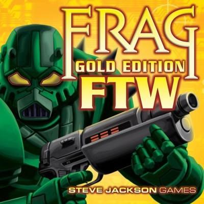 Steve Jackson Games Frag Gold Edition Ftw Board Game