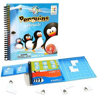 SmartGames Penguins Parade Board Game