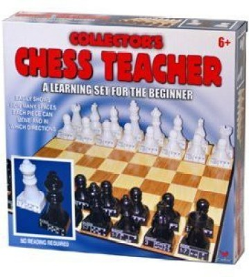 Cardinal Collector,S Chess Teacher For Beginner Chess Players Board Game