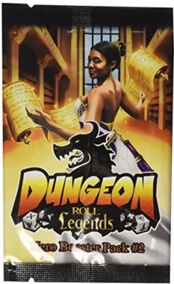 Tasty Minstrel Dungeon Roll Legends Hero Booster 2 Board Game