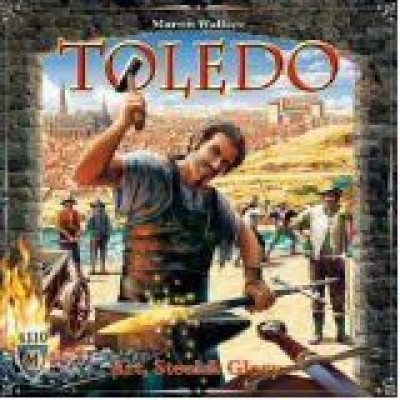 Mayfair Games Toledo Board Game