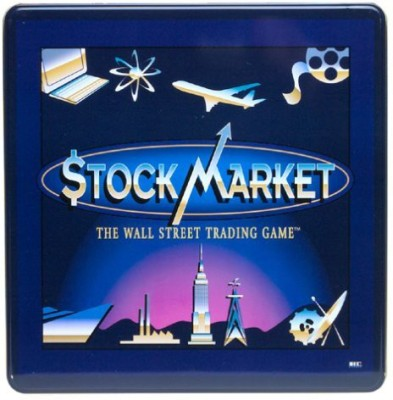 crossword companion Stock Market The Wall Street Trading Board Game