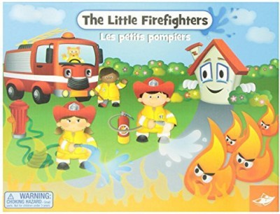 FoxMind Games Little Firefighters Board Game